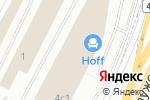 Схема проезда до компании Алсель в Москве