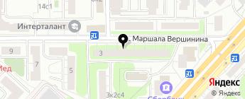 AUTOMOTO-ZAP.RU на карте Москвы