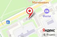 Схема проезда до компании Сфера-Актив в Москве
