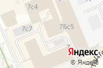 Схема проезда до компании КНИТ-ПРОМ в Москве