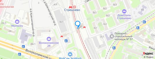 мцк Стрешнево