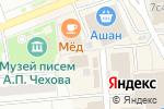 Схема проезда до компании Ремонтная мастерская в Чехове