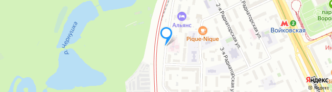 проезд Войковский 5-й