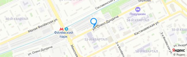 улица Олеко Дундича