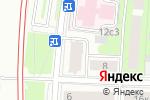 Схема проезда до компании Shock в Москве