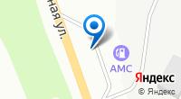 Компания АЗС АМС на карте