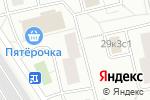Схема проезда до компании Межрегиональная общественная организация специалистов по электроэнцефалографической и нейрофизиологической диагностике в онтогенезе в Москве