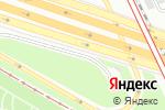 Схема проезда до компании Tonerservice в Москве