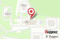 Схема проезда до компании Анми в Москве