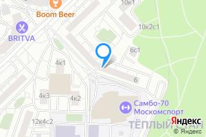Сдается однокомнатная квартира в Москве ул. Академика Виноградова, 6