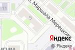 Схема проезда до компании 100benzopil.ru в Москве