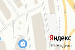 Схема проезда до компании Двери Белоруссии в Москве