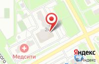 Схема проезда до компании Аварийно-диспетчерская служба в Подольске