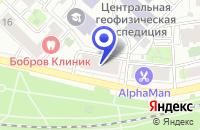 Схема проезда до компании ПРОИЗВОДСТВЕННАЯ ФИРМА МИКРОКЛИМАТ в Москве