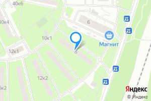 Однокомнатная квартира в Москве м. Минская, Веерная улица, 8