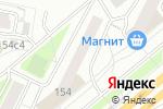 Схема проезда до компании Е.Д.А. в Москве