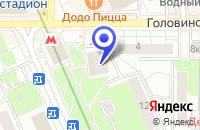 Схема проезда до компании МАГАЗИН МУЗЫКАЛЬНЫХ ИНСТРУМЕНТОВ AEROMUSIC в Москве