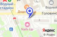 Схема проезда до компании АПТЕКА ПОЛИФАРМ в Москве