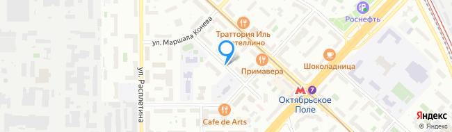 улица Маршала Мерецкова