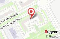 Схема проезда до компании ПЖИ, ГК в Подольске