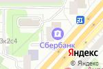 Схема проезда до компании Паровозик в Москве
