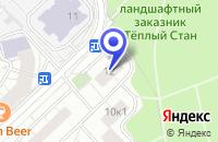 Схема проезда до компании АВТОСЕРВИСНОЕ ПРЕДПРИЯТИЕ АВТОЛИДЕР-М в Москве