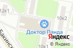Схема проезда до компании Мечта+ в Москве