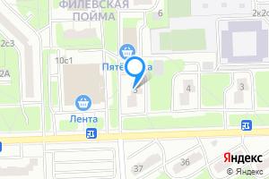 Сдается однокомнатная квартира в Москве Филевский бульвар, д. 5