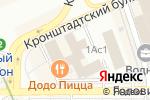 Схема проезда до компании Вышивальщица в Москве