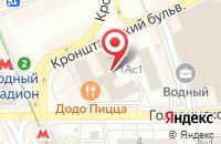 Схема проезда до компании Глобал Карго в Москве