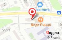 Схема проезда до компании Отражение в Москве