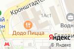 Схема проезда до компании Ефимов и партнеры в Москве