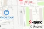 Схема проезда до компании Эффект в Москве