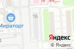 Схема проезда до компании Детская библиотека №4 в Москве