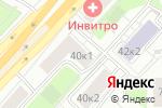 Схема проезда до компании Столички в Москве