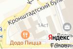Схема проезда до компании Охотник в Москве