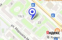 Схема проезда до компании АРХИТЕКТУРНАЯ МАСТЕРСКАЯ в Москве