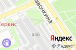 Схема проезда до компании Автостоянка №22 в Москве