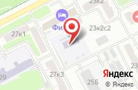 Схема проезда до компании Бюро Путешествий Восемь Скакунов в Москве
