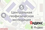Схема проезда до компании Литосфера в Москве