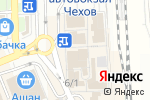 Схема проезда до компании Салон оптики в Чехове