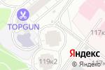 Схема проезда до компании Эко-продукция Родовых поместий в Москве