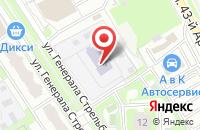 Схема проезда до компании Автомойка в Подольске
