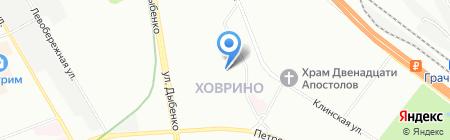 Энергетические инвестиции на карте Москвы