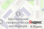 Схема проезда до компании ГИС-ГДИ-эффект в Москве