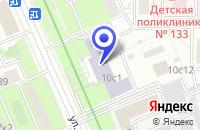 Схема проезда до компании МИР БИОТЕХНОЛОГИЙ в Москве