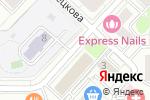 Схема проезда до компании InfaProNet в Москве