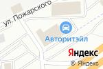 Схема проезда до компании Хендэ КомТранс в Москве