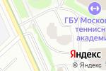 Схема проезда до компании Motor911 в Москве