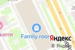 Схема проезда до компании Kvarzkam в Москве